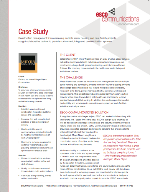 Chapter 4: Case Studies and Testimonials | Cedar's Digest