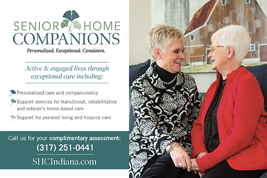 Senior Home Companions Advertisement